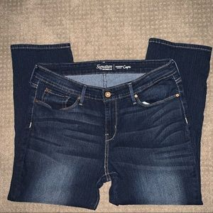 Levi's Jeans - Signature Levi Capri